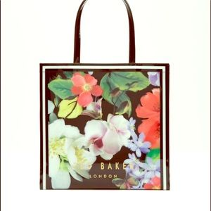 Ted Baker tote forget me not a large icon
